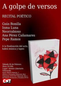 cartel_agolpedeversos