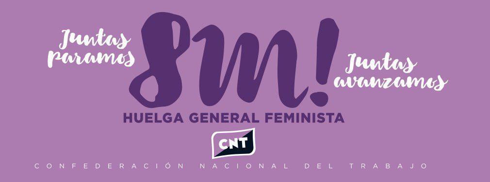 #HaciaLaHuelgaFeminista8M