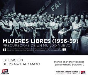 mujeres libres exposicion