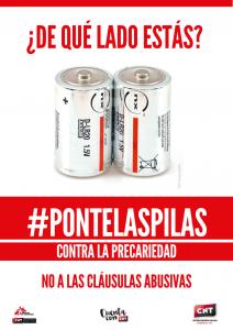 Médicos sin Fronteras CNT Madrid